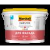 Marshall Maestro Фасадная / Маршал Маэстро акриловая краска для фасадов